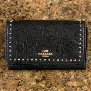 Coach Wallet Black (Authentic)